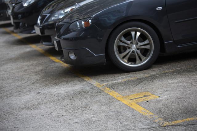 Parking Lot Entrepreneurship Stevan Noronha